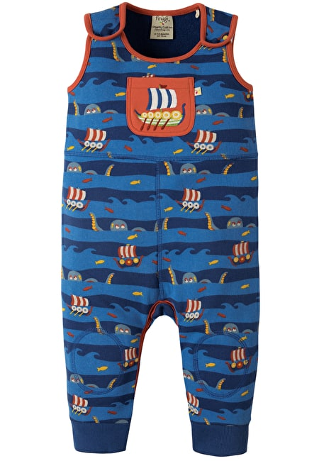 Roly Poly Dungaree