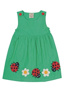 Little Applique Party Dress