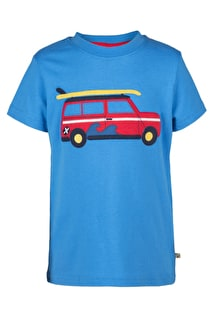Wheels Applique T-shirt
