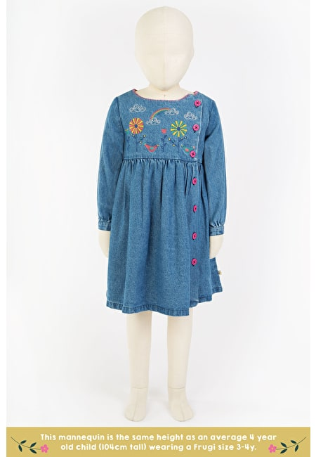 Edie Embroidered Dress