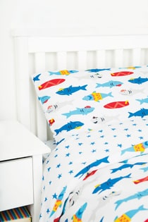Cuddle-Up Cot Bed Duvet Set