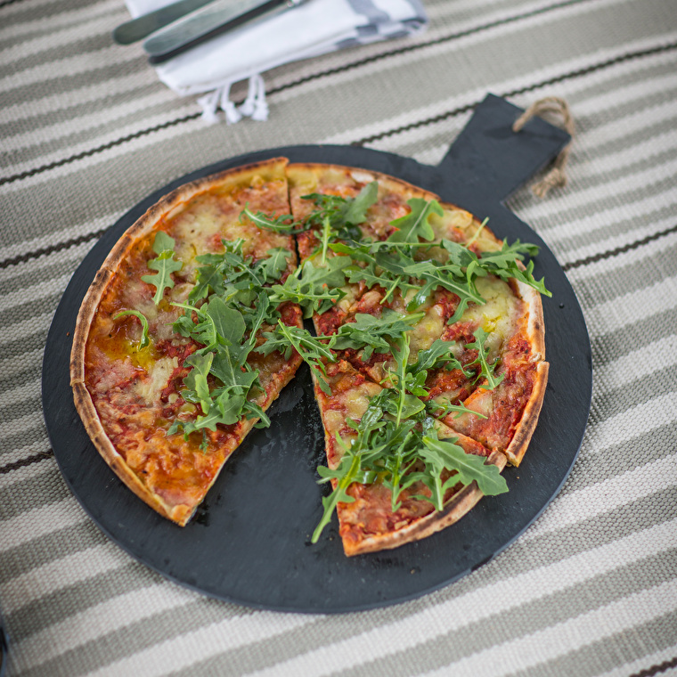 Slate Extra Large Pizza Board  | Garden Trading