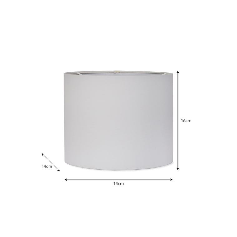 Replacement Shade for Megeve Table Light - 25cm  | Garden Trading