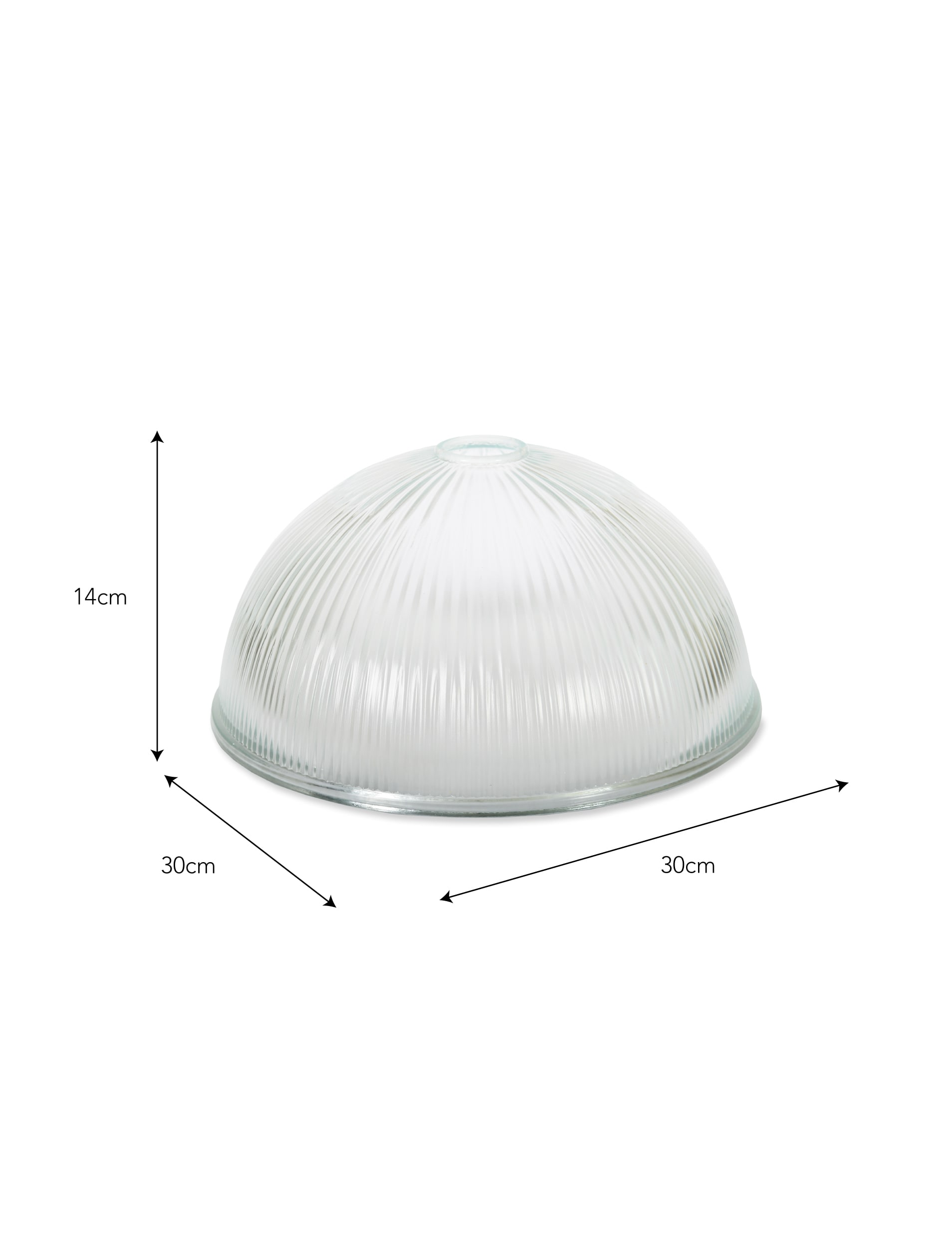 Replacement Shade for Double Paris Light | Garden Trading