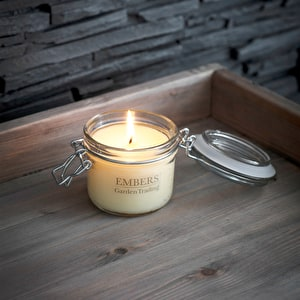 Embers House Candle