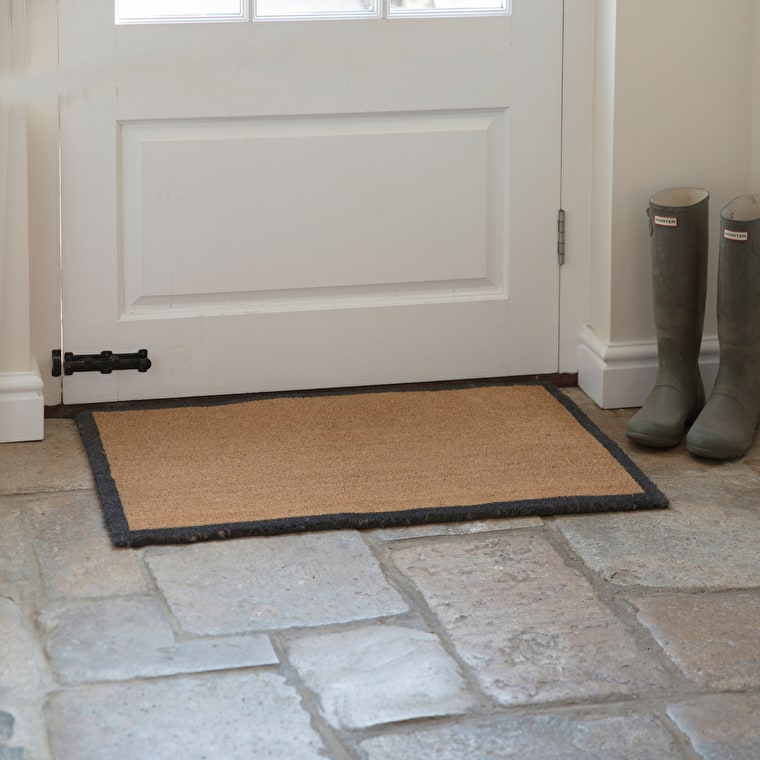Doormat with Border