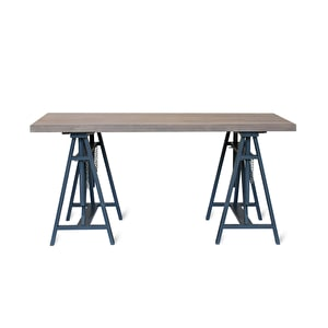 Workshop Trestle Desk