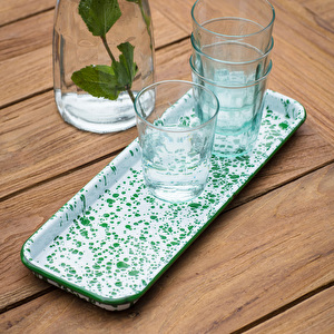 Keswick Mottled Serving Tray