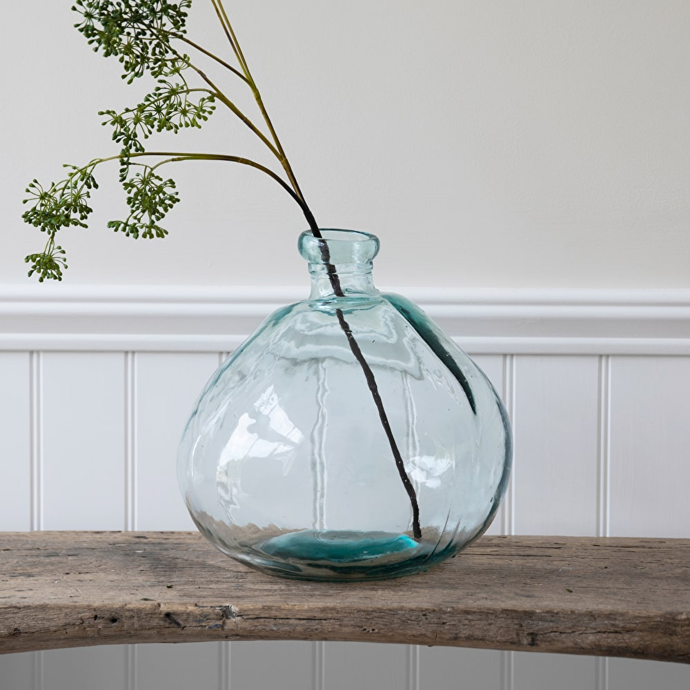Recycled Gl Wells Bubble Vase in Wide or Wide XXL   Garden Trading on xe company, ml company, slk company, xl company, pt company, jm company, re company, bb company, cf company, pg company, dj company,