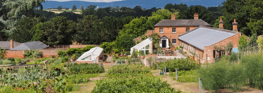 Walled Gardens, Croome