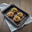 Judge Ovenware,  Grill Tray with Rack