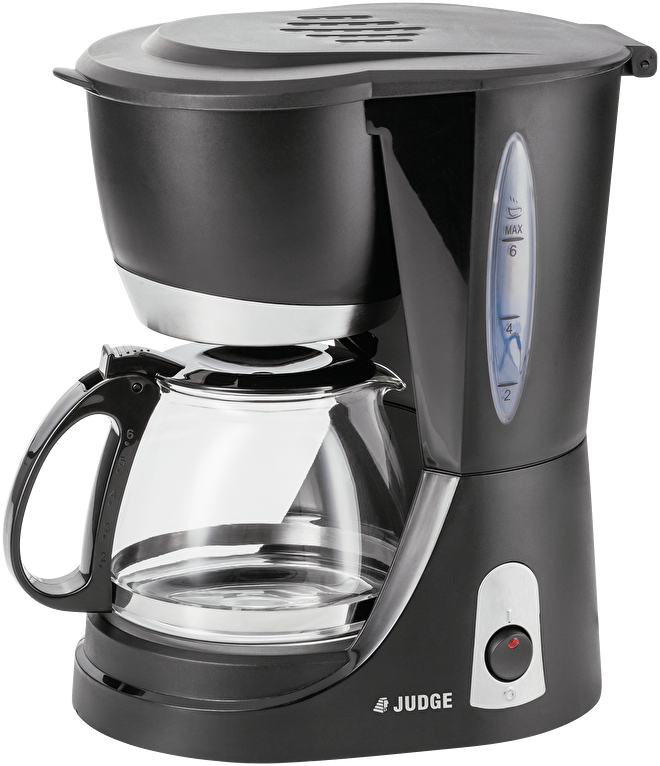 Judge Electricals  Filter Coffee Machine, Glass Jug,