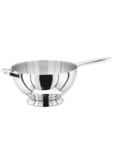 Stellar Speciality Cookware  Long Handle Colander