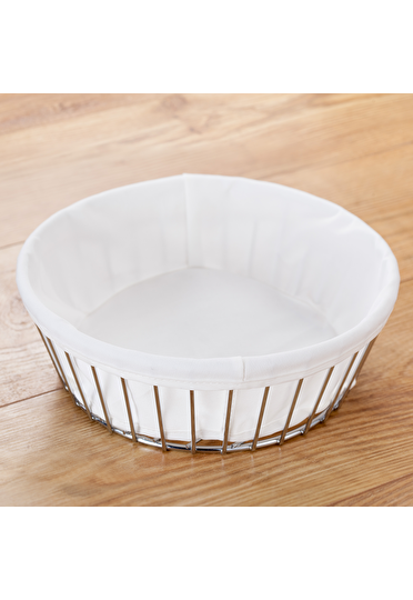 Judge Wireware  Round Bread Basket