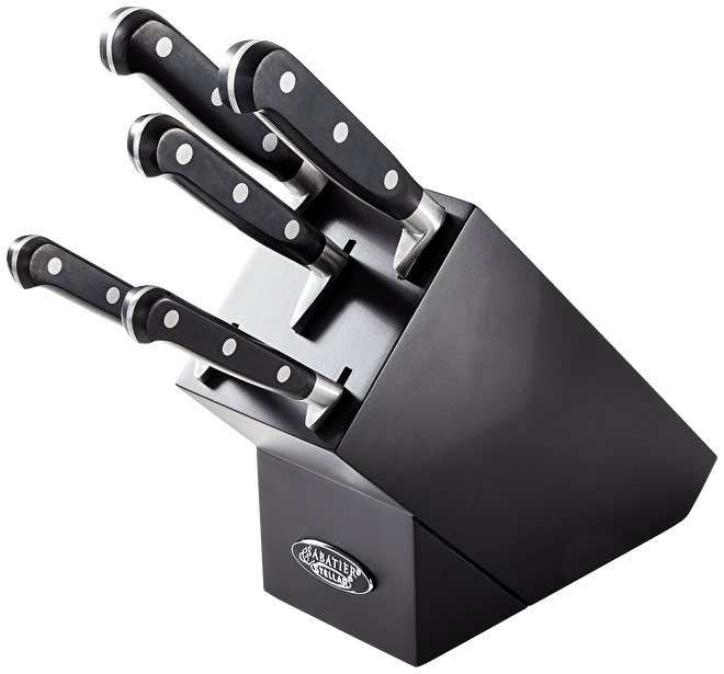 Stellar Sabatier IS Knife Block Set,