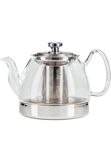 Judge Kitchen  Stove Top Glass Teapot