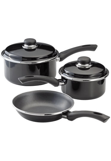 Judge Induction, 3 Piece Cookware Set