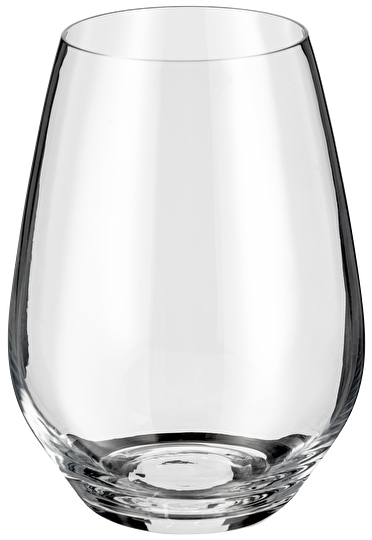 Judge Glassware  Stemless Wine Glass Set