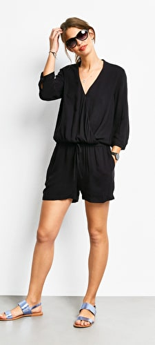 S/S Emma Playsuit