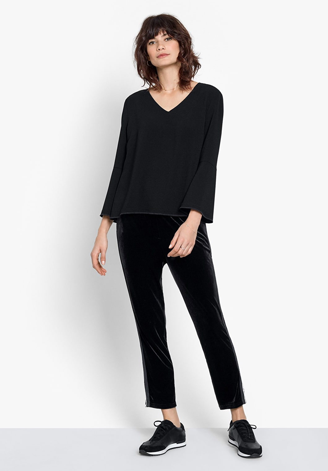 Emilia Bell Sleeve Top | hush