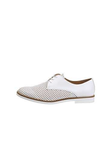 Summer Perforated Brogues