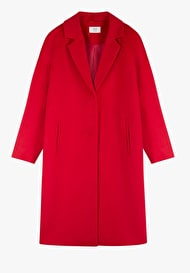 Anya Long Coat