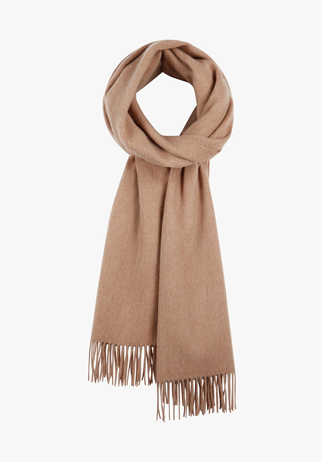 Luxe Lambswool Scarf | hush