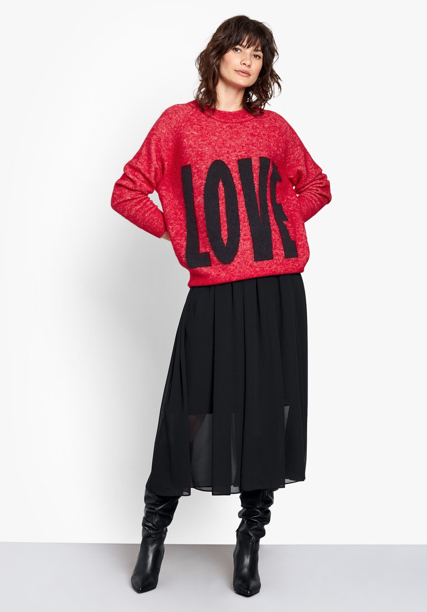 Big Love Jumper | hush