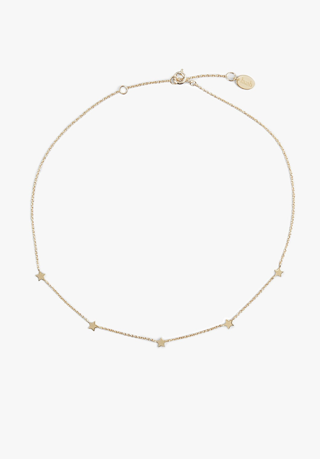 Multi Star Choker | hush