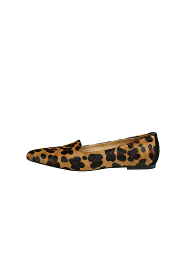 Flat Leopard Shoes