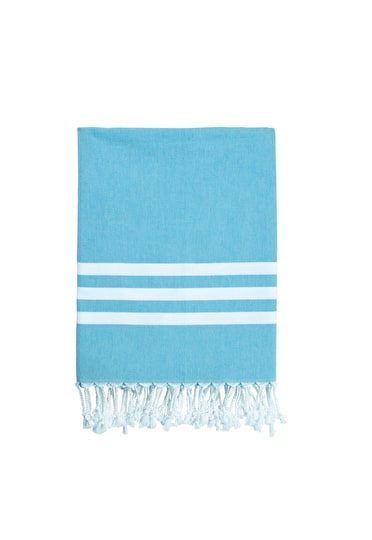 Three Stripe Hammam Towel