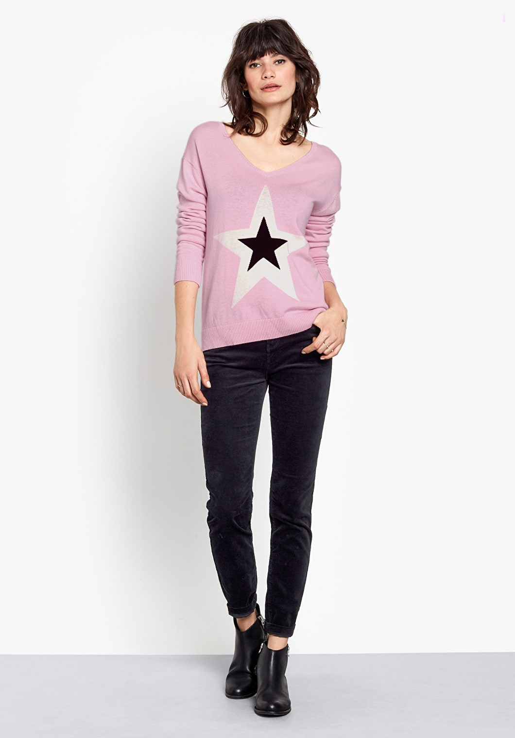 Double Star Jumper | hush