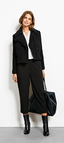Martina Cropped Coat