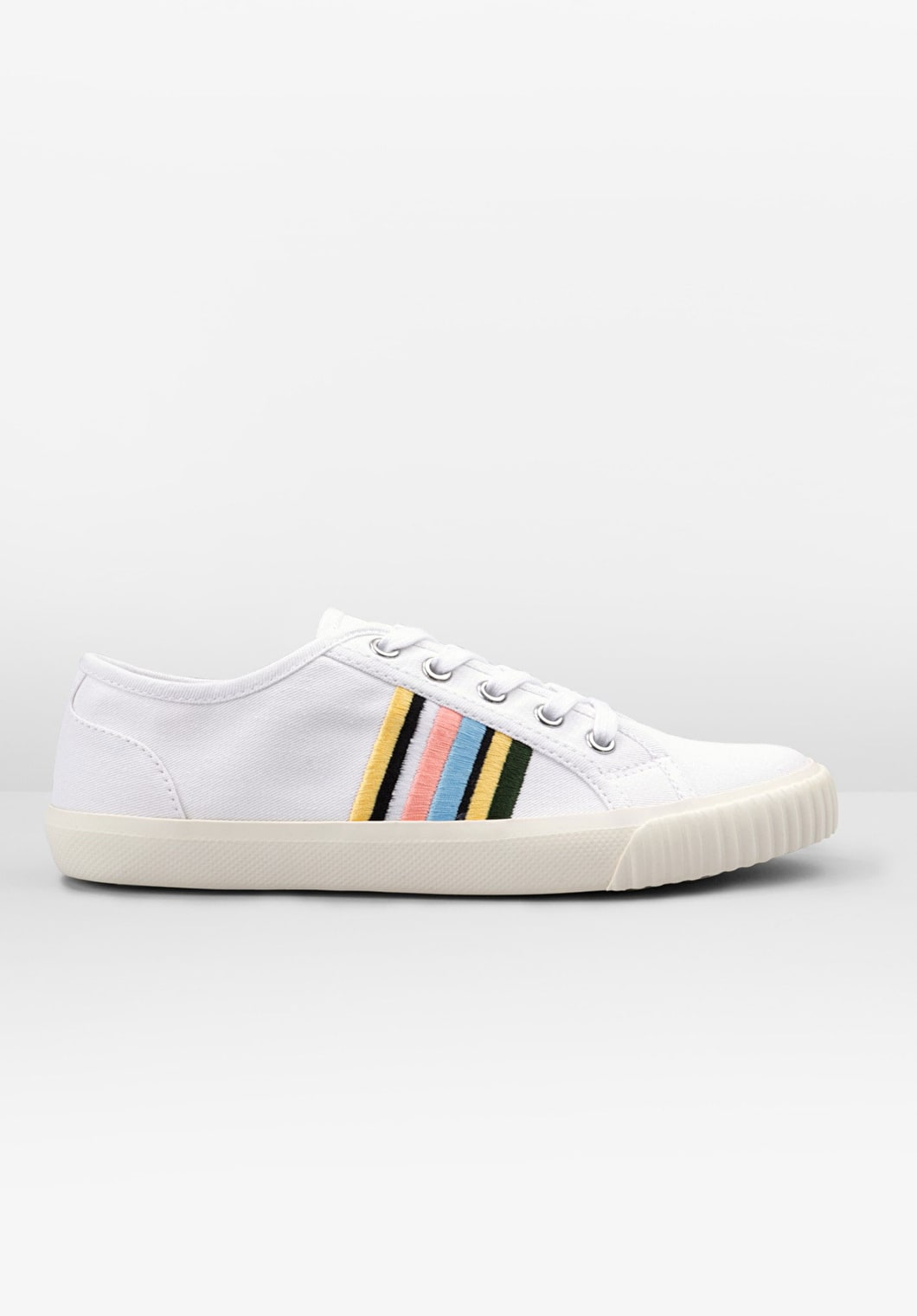Hever Canvas Trainers | hush