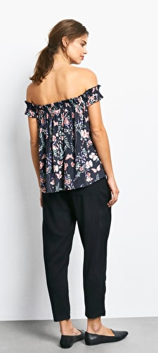 York Off Shoulder Top