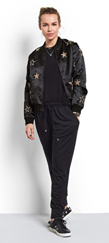 Reversible Star Bomber