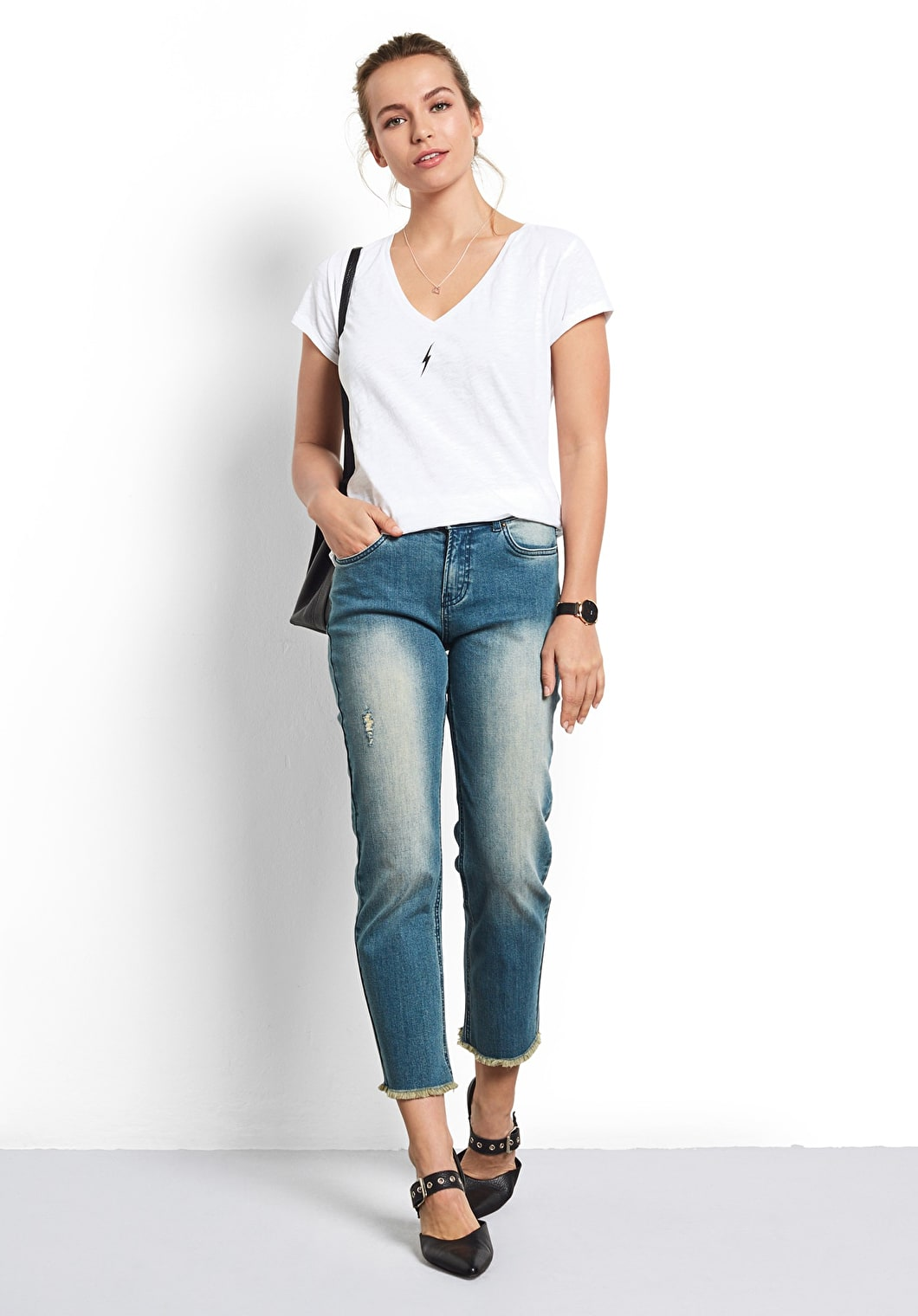 Straight Lonnie Jeans | hush