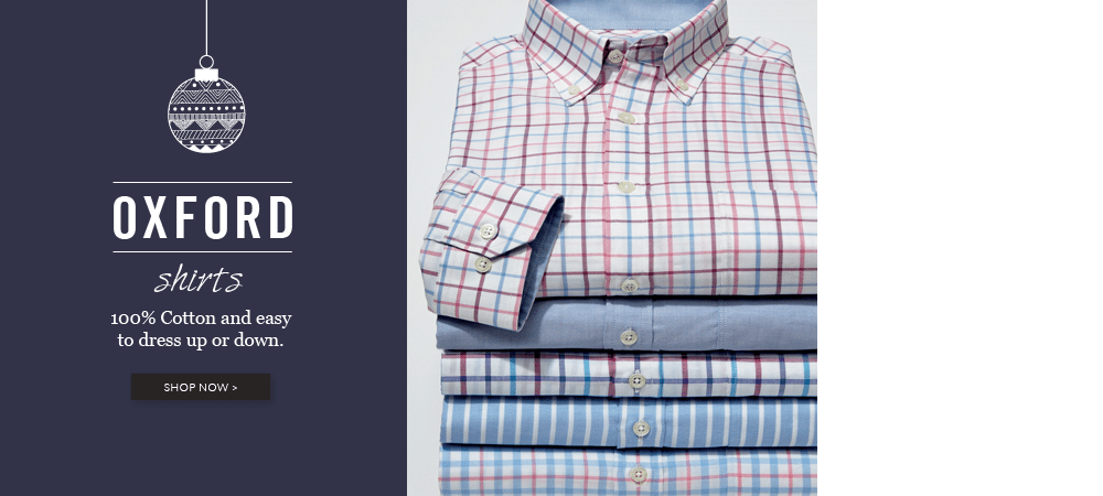Oxford shirts