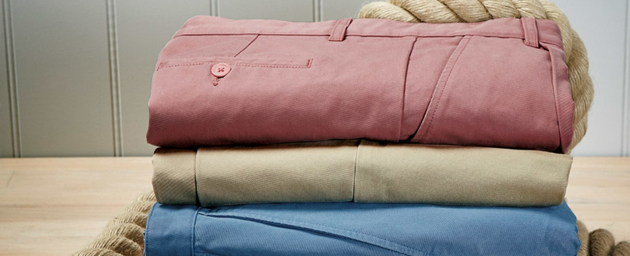[Trousers] Chinos