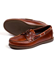 Creek Deck Shoes - Saddle