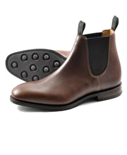 Chatsworth Boot - Brown Waxy