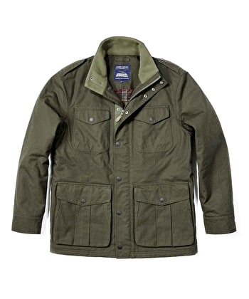 Malham Coat - Green