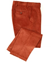 Corduroy Trousers - Cinnamon