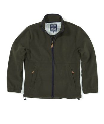 Coverdale Fleece Jacket - Olive