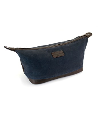 Oxburgh Wash Bag - Navy