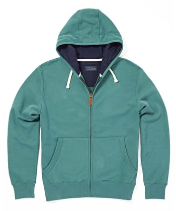 Hooded Sweatshirt - Green