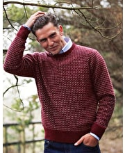 Nordic Crew Neck Jumper