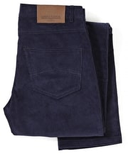 Needlecord Jeans