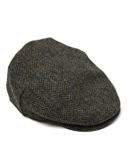 Harris Tweed Flat Cap
