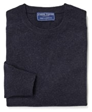 Lambswool Jumper - Crew Neck